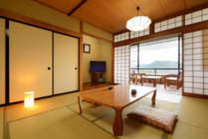 [로얄 관】 일본식 방 10 조 ◆ 흡연 ◆ 정원 5 명