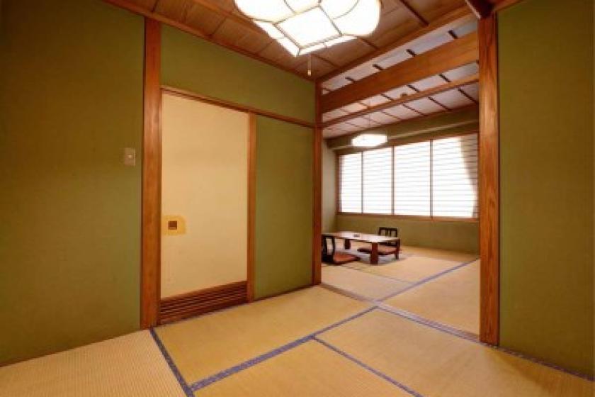 【別館】和室二間10+4.5畳◇定員6名◇201号室