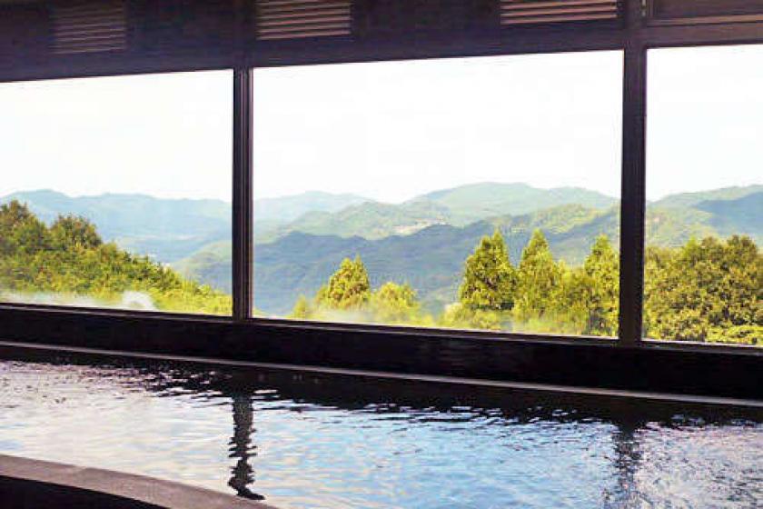 【素泊まりプラン】展望大浴場でゆったり、和室でのんびりおきらく旅!