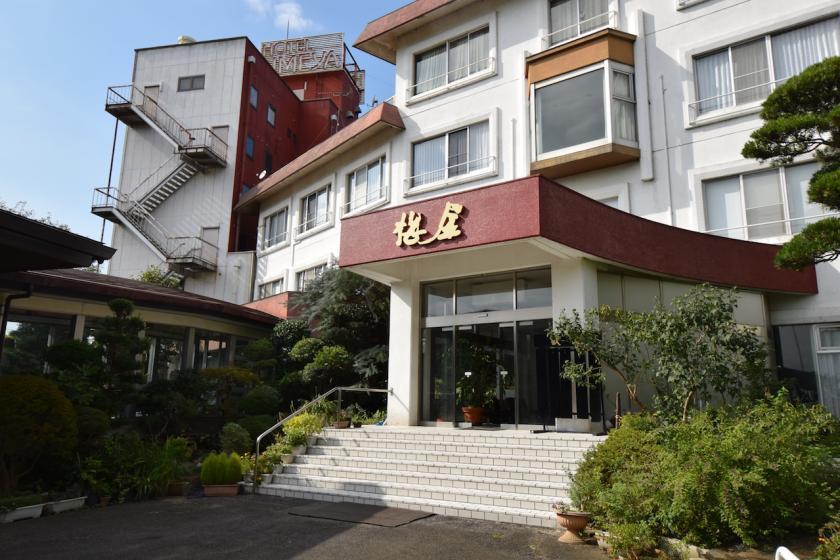 朝から美味しい茨城の朝食を食べて元気な一日のスタート♪<一泊朝食>