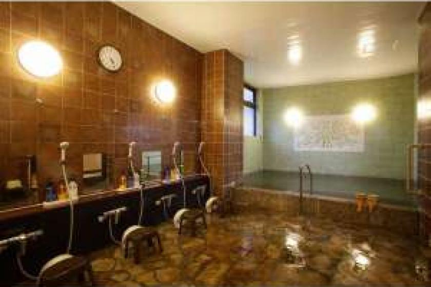 シングルルーム【バストイレ無し】■電子式・加熱式タバコ専用■ <朝食付プラン>