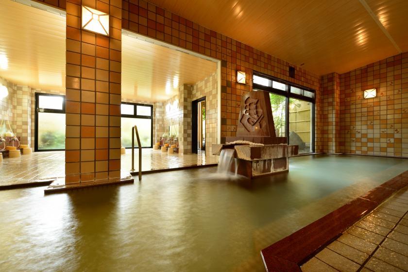 【素泊まり】自由気ままな旅を♪24時間入浴可能な温泉でリフレッシュ!【最終チェックイン24時までOK】