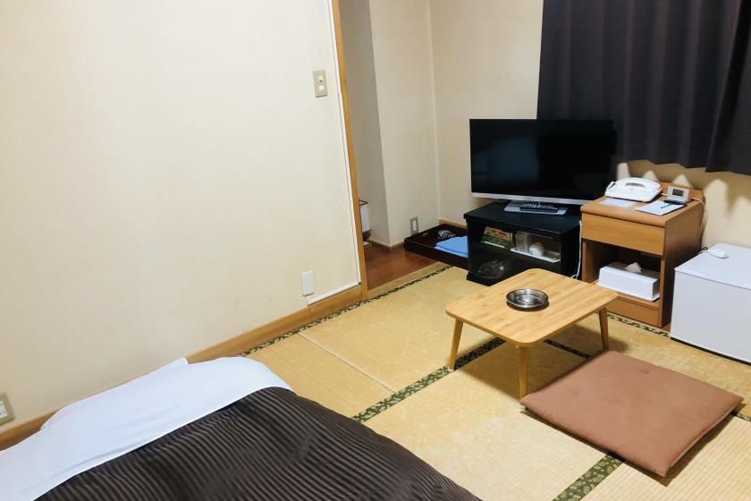 標準日式房(供單人使用,帶浴缸),吸煙