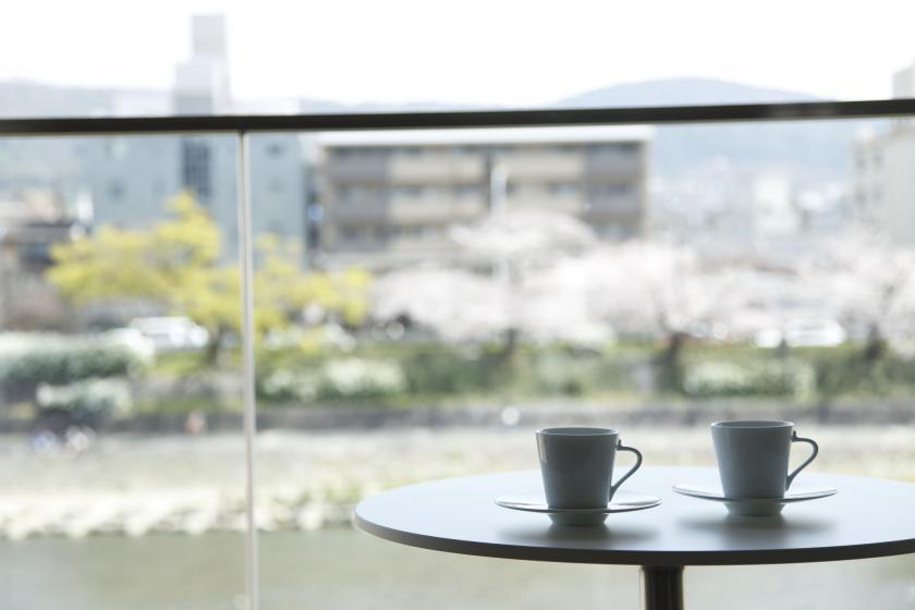 【鴨川リバービュー401号室】ラグジュアリースイート ・ スタンダードプラン