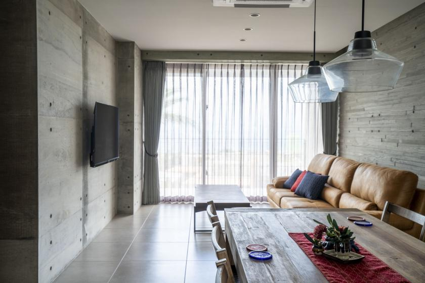 [Weekdays are profitable] Standard plan / Stay in a special condominium while looking at the beautiful scenery of Yomitan Village ~