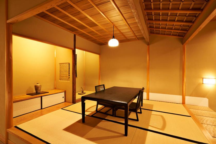 【鴨川リバービュー301号室】ラグジュアリースイート ・ スタンダードプラン