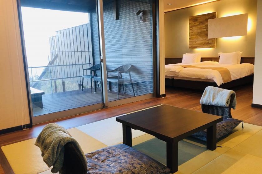 み空(Misora) ‐内風呂・露天風呂付き離れ客室‐