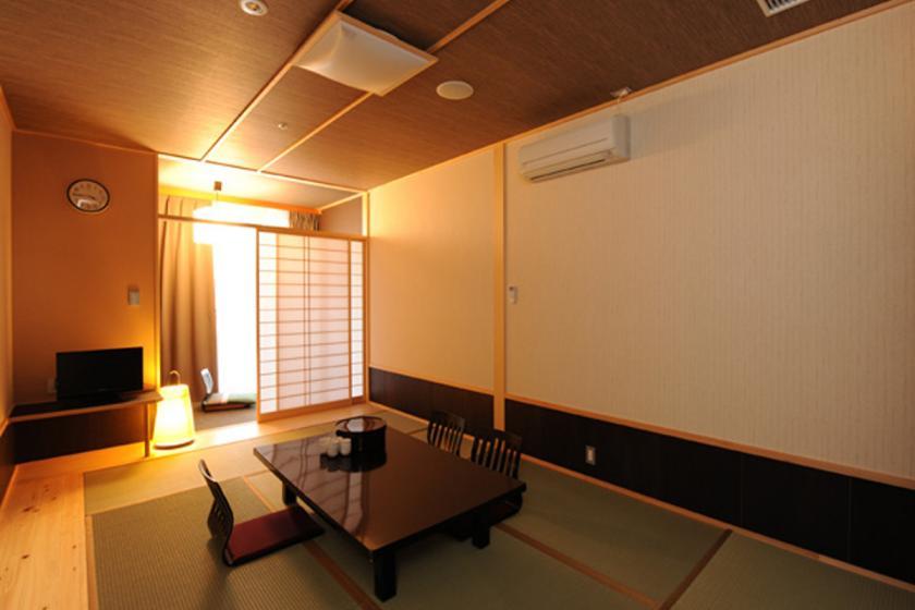 和モダン客室6畳【禁煙、バスルームなし】