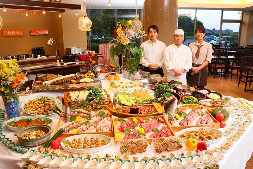 【別注料理】千葉県郷土料理なめろう付きプラン