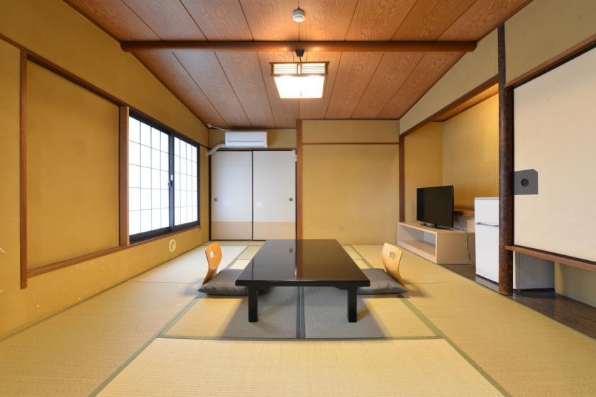 【本 館】【喫煙】和室 8畳/ユニットバス(訳あり)