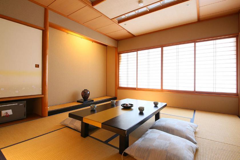 【喫煙】和室二間(特別室)