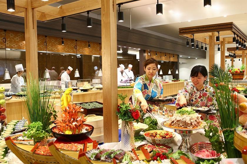 【スタンダード】一番人気!1泊2食バイキングプラン