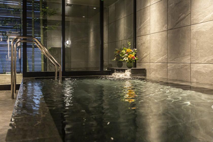 ホテルアマネク蒲田駅前~大浴場「四季の湯」~