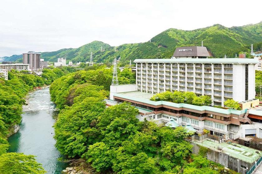 鬼怒川観光ホテル