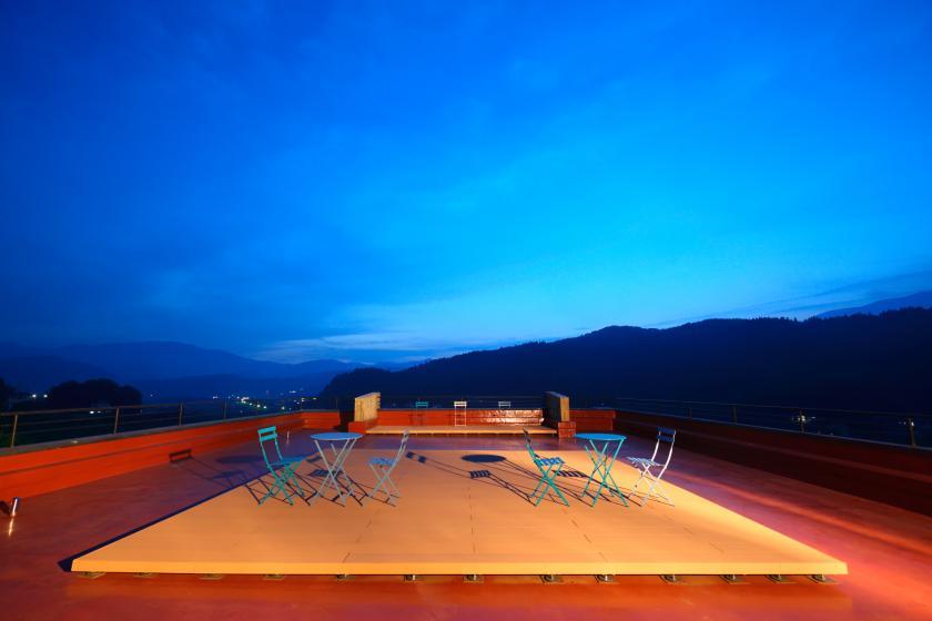 ゆふいん湯めぐりホテル山光園