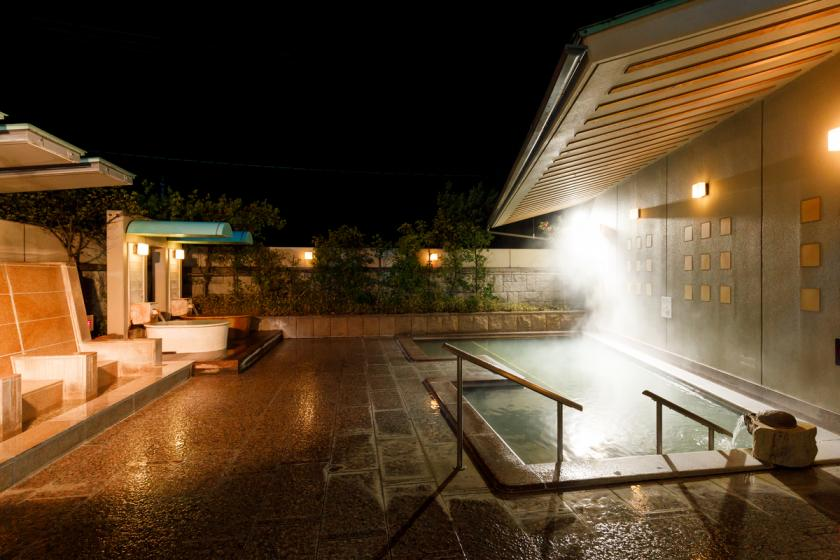[Special Offer from Terme Kanazawa] A homepage-only super bargain plan! Special price invitation to Hokuriku's largest hot spring park! !