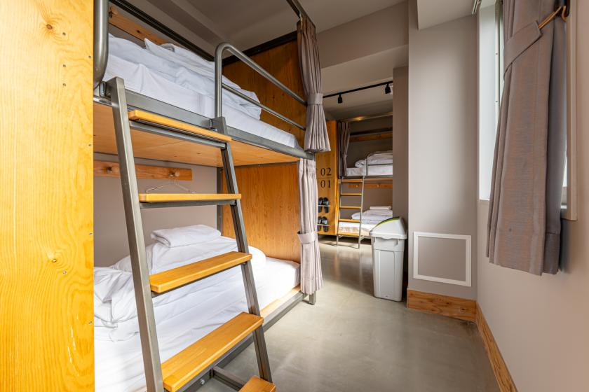 Female Dormitory BUNK BED