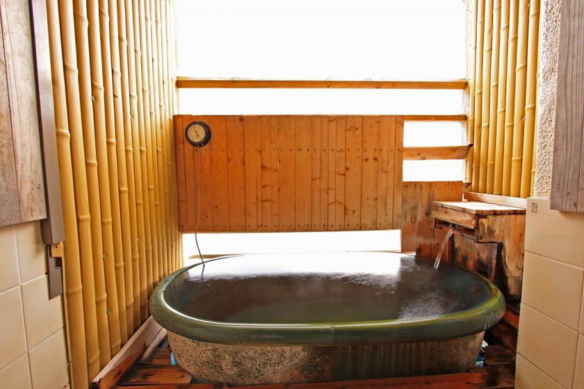 アップグレードのお部屋:【禁煙】和室 10畳/源泉かけ流し露天風呂付