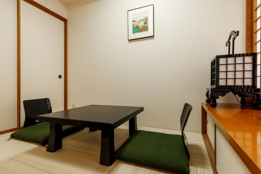 [Non-smoking] Superior Japanese-Western style twin room