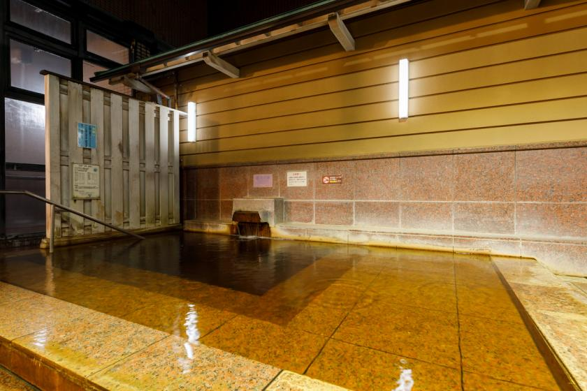 <Discount for Go To Travel Campaign> [Special Offer from Terme Kanazawa] Homepage-only super bargain plan! Special price invitation to Hokuriku's largest hot spring park! !!