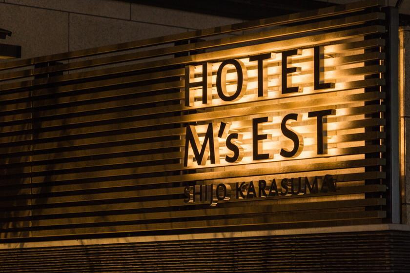 M's Est四條烏丸酒店