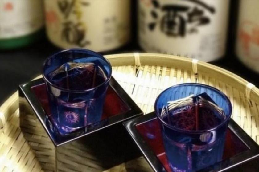 【会津のうんまい地酒付きプラン】お好みで選べる「もっきり酒」!1泊2食バイキング付<3/19~6/30 かに食べ放題>