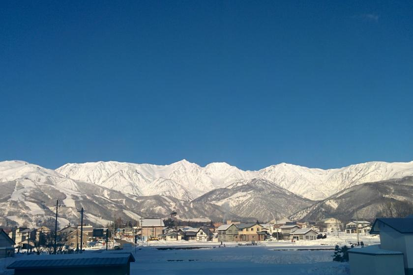 Snow Peak LAND STATION HAKUBA