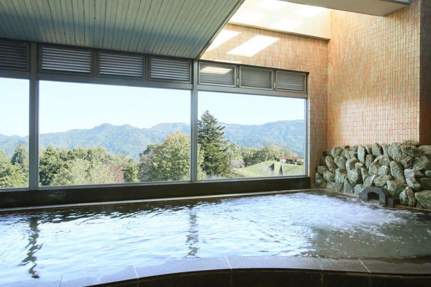 【部屋食】【家族旅行応援】【大展望温泉】美の山でのんびりプラン