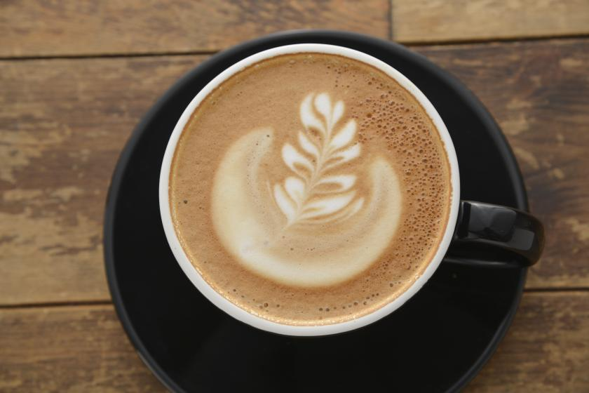 A must see for coffee lovers! Plan with all-you-can-drink coffee
