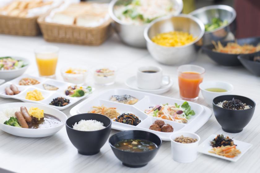 <一般>【クオカード700円付き】シングルプラン☆朝食&駐車場無料!