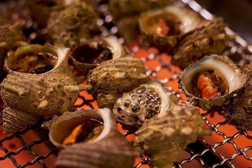 【別注料理】 養殖発祥地の海老は一味違う!大矢野産車海老のお造り付プラン 1泊2食バイキング