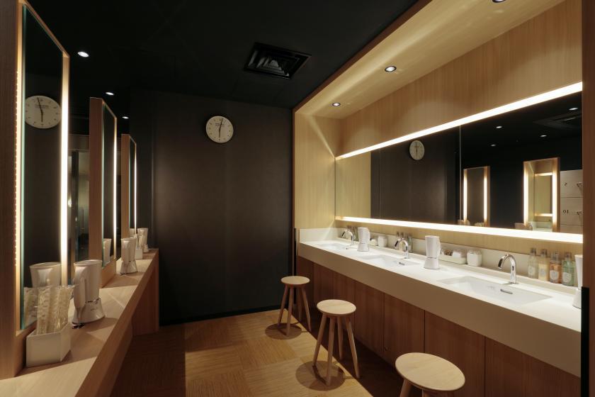 【5連泊以上の方限定!大浴場付ホテルで快適長期ステイ】期間限定で豪華ちらし寿司が楽しめる!