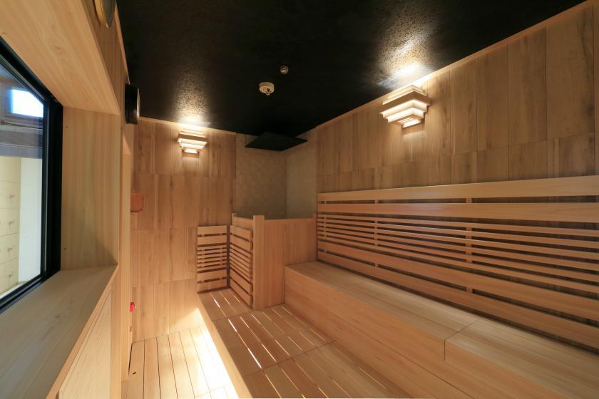 【2連泊以上限定!】露天風呂付きの大浴場とサウナのあるホテルでゆったり連泊プラン 期間限定で豪華ちらし寿司が楽しめる!