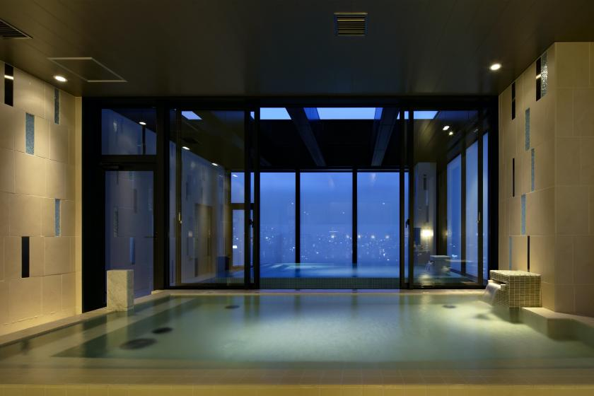 [Day use / 15:00 to 24:00] Special plan for day use! Up to 9 hours plan ◇ Sky Spa free ◇