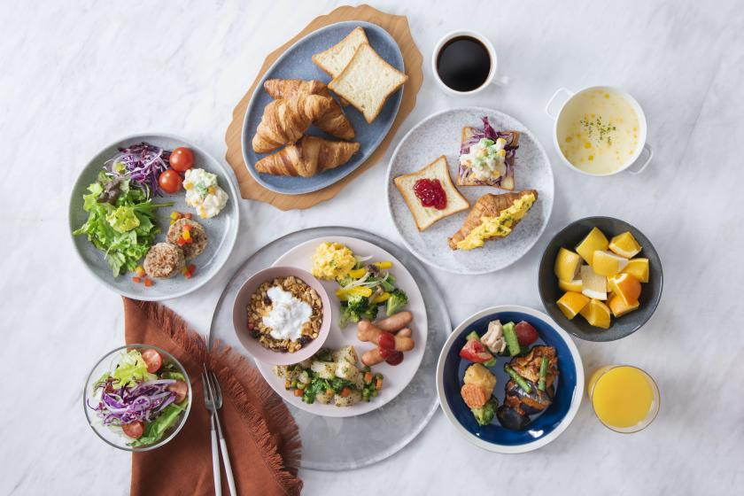 Great value for long-term stays (2 consecutive nights or more, breakfast included) Enjoy luxurious chirashizushi for a limited time!