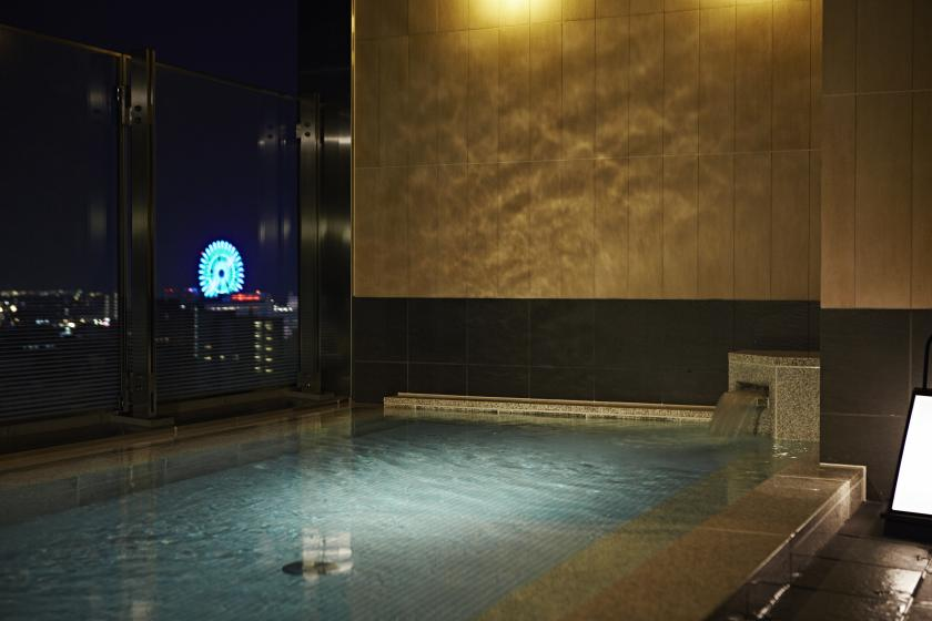 [Limited to those who stay 5 consecutive nights or more! Comfortable long-term stay at a hotel with a large communal bath] Long-term consecutive nights support plan (without meals)