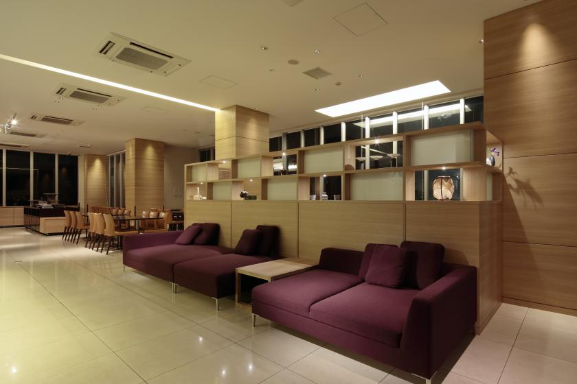 [Special price] Stay at a great deal by leaving the room type to us! Sky Spa is available all night!