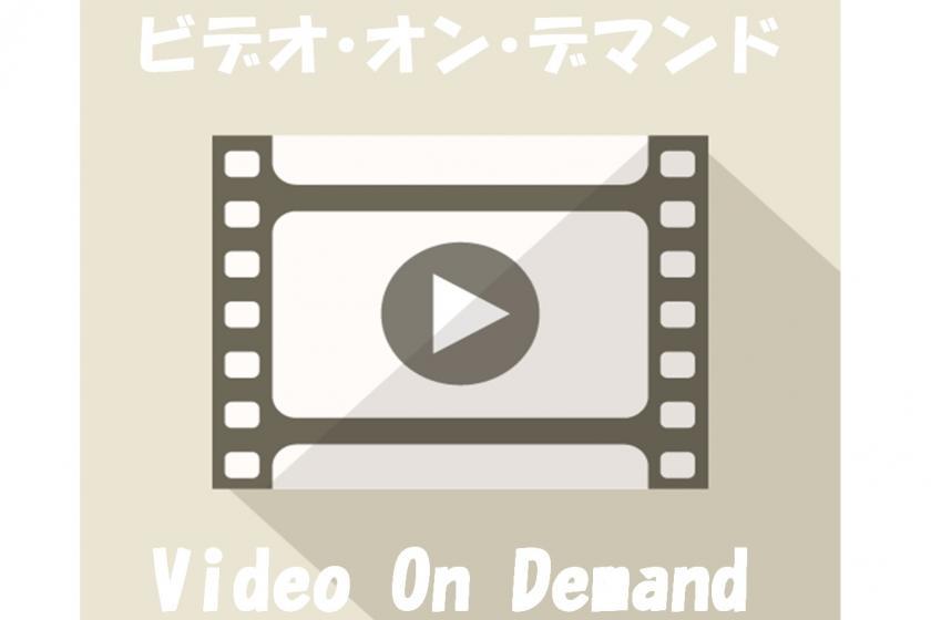 VOD映画見放題☆ルームシアタープラン<素泊まり>