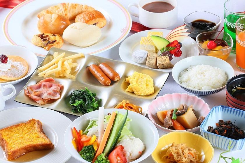 【朝食のみ】朝食のおすすめは自分で作る海鮮のっけ丼♪絶景温泉と朝食付いたプラン