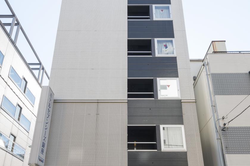 Hotel Seven Seas Ginza