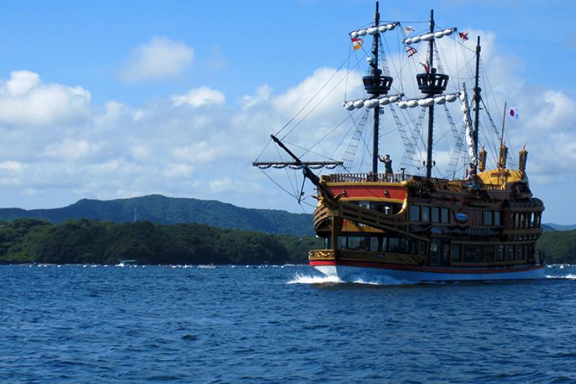 【賢島エスパーニャクルーズチケット付】優雅なクルーズ船の旅★1泊2食バイキングプラン