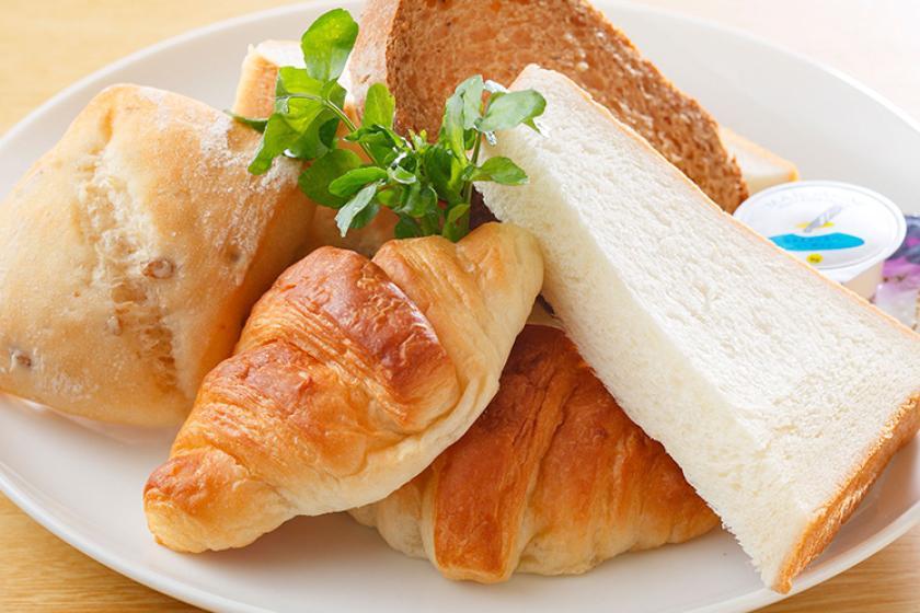 【朝食のみ】遅い到着でも問題なし、スタンダードプランから1,000円お得な朝食付きプラン