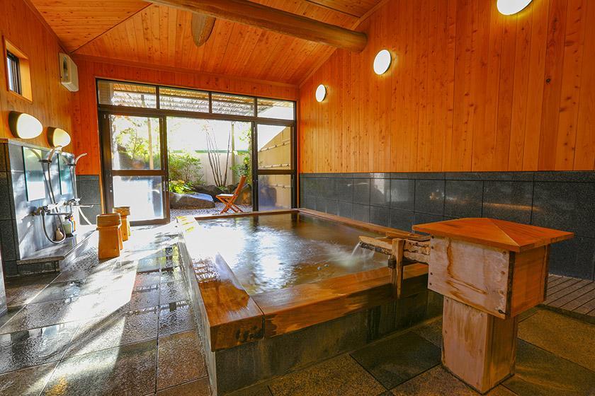 【貸切風呂】貸切風呂のご予約確約★1泊2食バイキングプラン