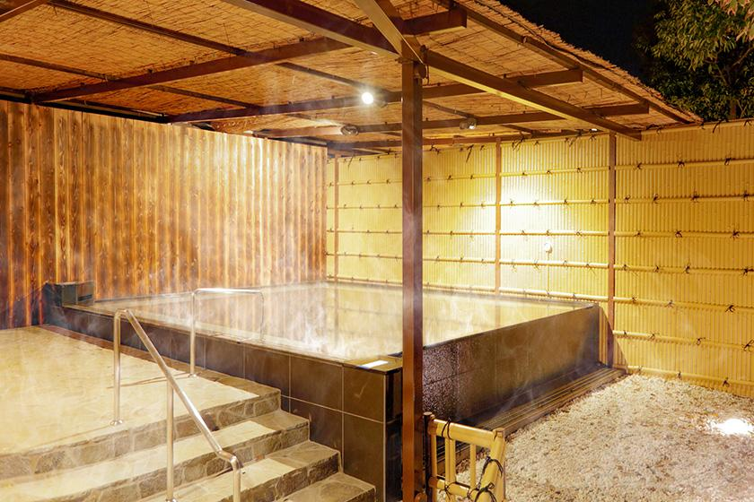 【自由気ままにひとり旅】温泉でのんびり寛ぐ自分だけの贅沢時間 1泊2食付バイキングプラン