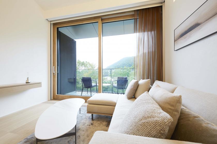 River View Deluxe Double (2nd Floor)
