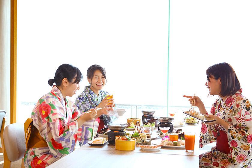 【朝食のみ】朝からしっかり朝食プラン 朝食付 到着が遅くても大丈夫。ふらっと気軽な旅、出張にもおすすめ。