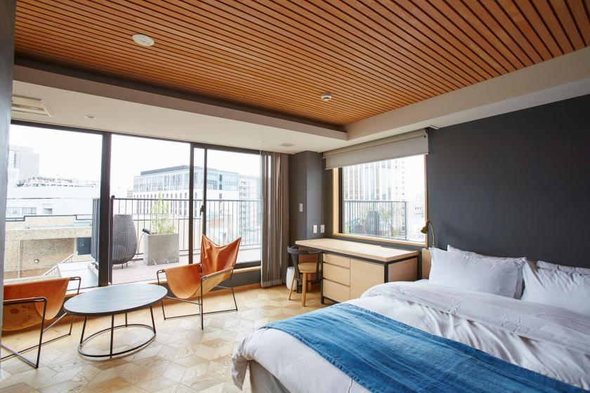 ロングステイプラン専用/デイユースプラン専用 Superior King Terrace ROOM803 / ROOM901 / ROOM902