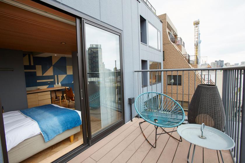 Standard Double Terrace
