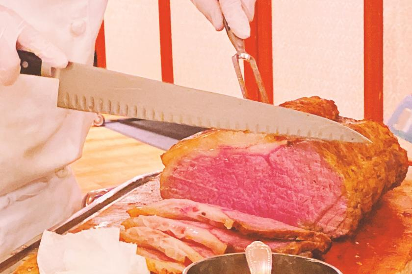 Let's stay with Minato Discount (5,000yen discount) + Go To Travel Campaign! Up to 56% discount [Enjoy special sirloin beef] 2 nights roast beef fair
