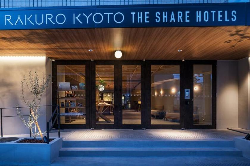 RAKURO 교토 by THE SHARE HOTELS